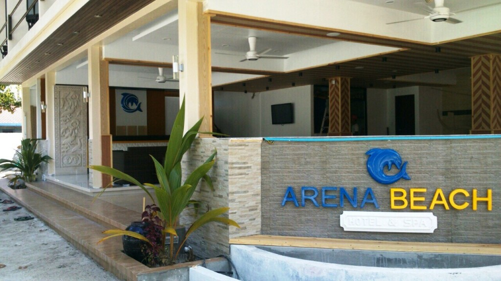 Arena Beach Hotel Maldive