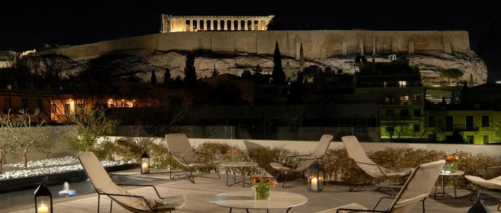 Herodion Hotel Atena