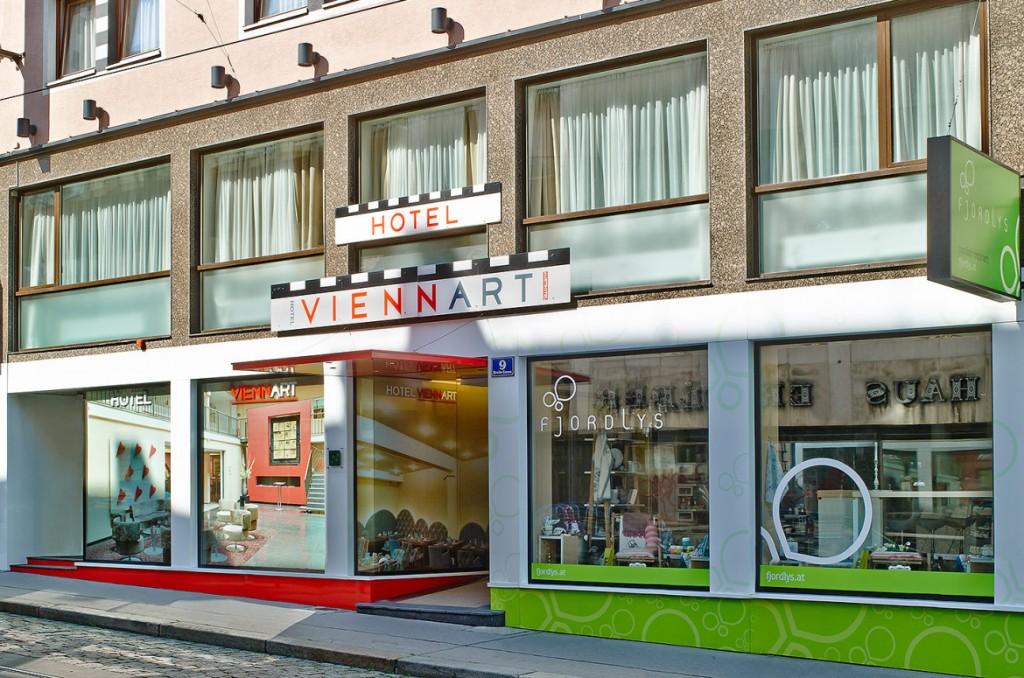 Hotel ViennArt, Viena