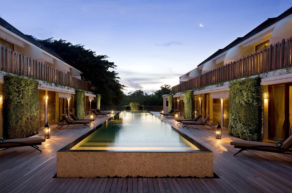 Kupu Kupu Jimbaran Suites Bali