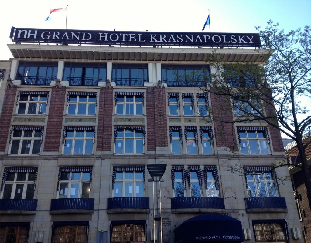 NH Grand Hotel Krasnapolsky Amsterdam