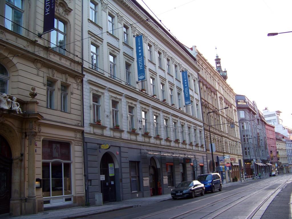 Atlantic Hotel Praga
