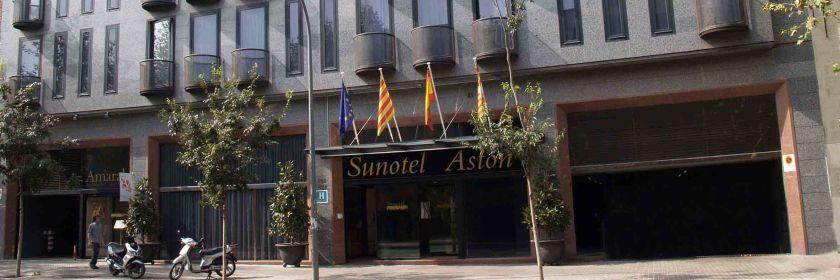 Hotel Sunotel Aston