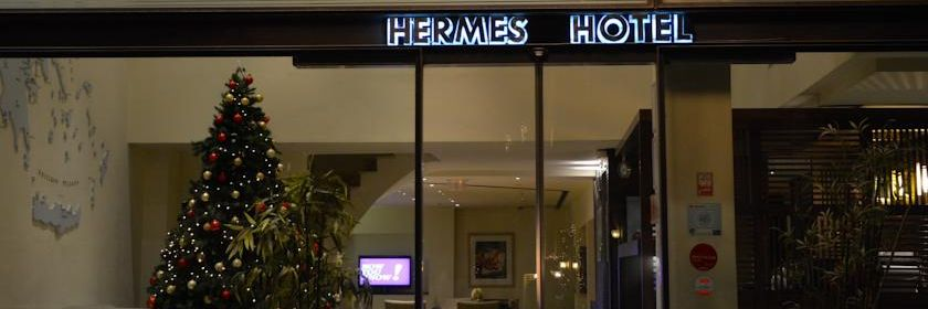 Hotelul Hermes